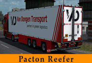 Pacton Refrigerated 1.37-1.39