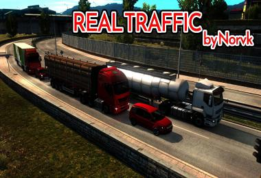 Realistic traffic density 1.39.x
