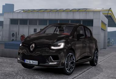 Renault Clio IV V1R50 1.39
