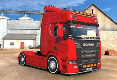Scania R500 Edit - Yusuf Arda - 1.39.x