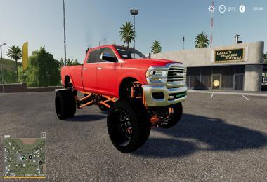 Sema truck Dodge ram v3.0