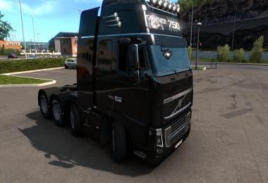 Volvo FH16 2009 Heavy Duty Addon v2.0