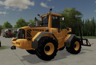 Volvo L60-L90 with tools v5.1