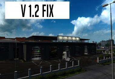 Your own garage FIX v1.2