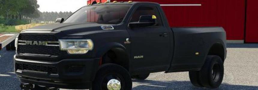 2019 Dodge Ram 3500 Regular Cab v1.0.0.0