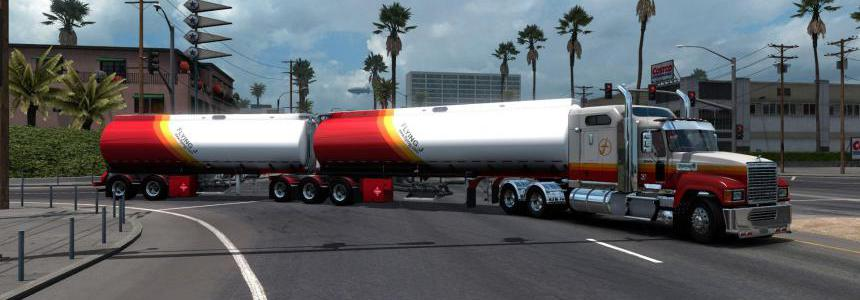 Advanced B-Train Tanker v14.01.21 1.39