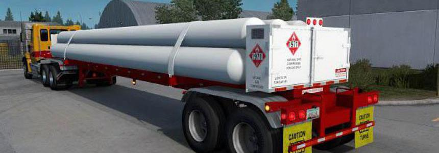 [ATS] CNG 7Tubes ISO 48FT Trailer v2.3 1.39.x