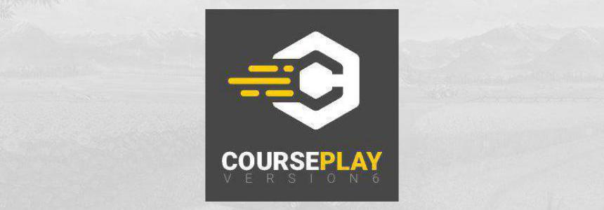 Courseplay for FS19 v6.03.00025