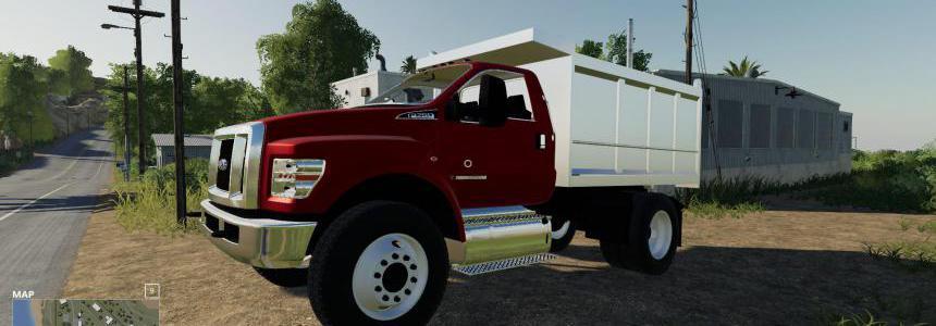 F750 Dump Truck v1.0.0.0