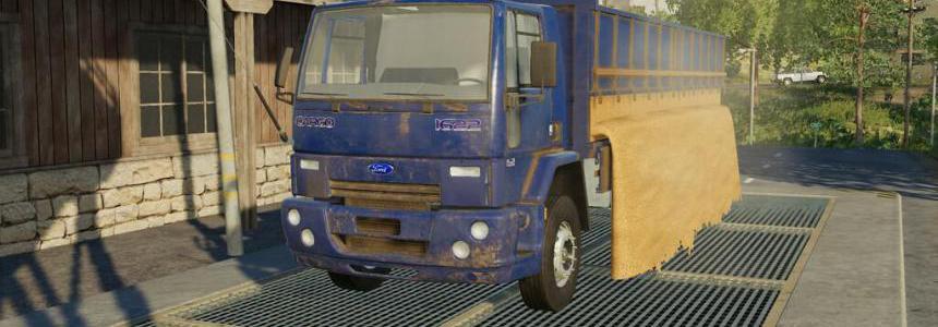 Ford Cargo Series Brazil v1.1.0.0