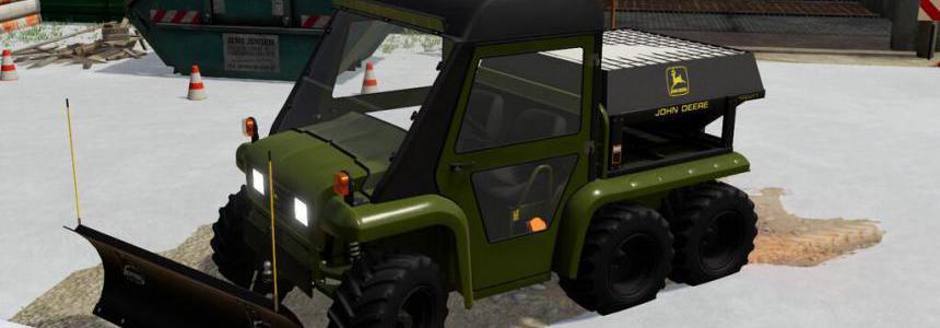 Gator Snow Pack v1.0.0.0