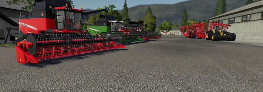 Large New Mod Pack by Stevie