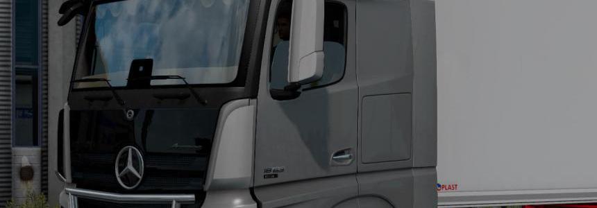Mercedes Actros 1.39.2.4s