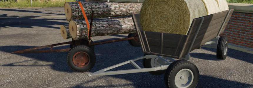Old Wooden Wagon v1.0.0.0
