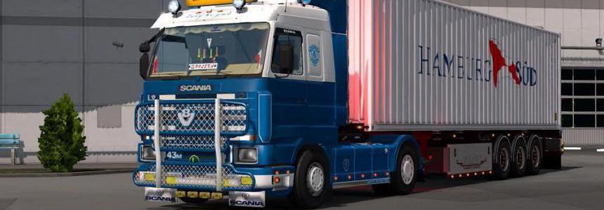 Scania 143M v5.3 1.39