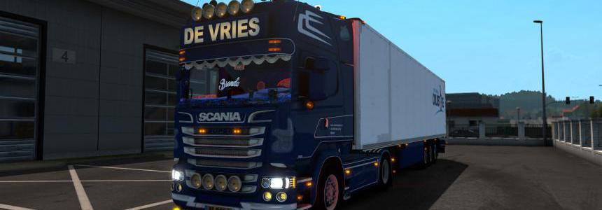 Scania DE Vries official 1.39