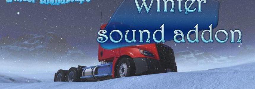 Sound Fixes Pack Winter Sound Addon 1.39.x