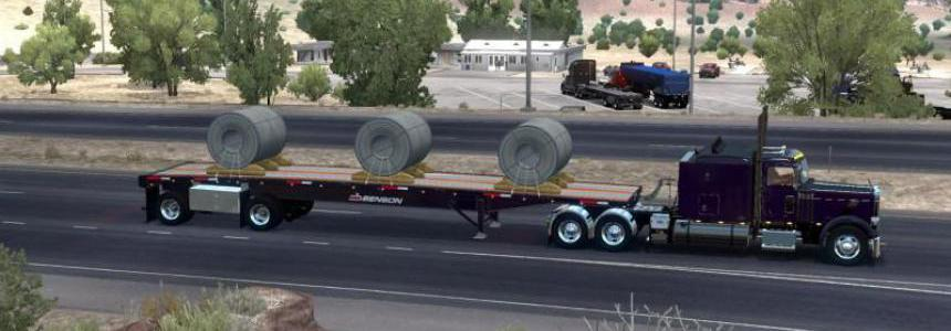 The Benson Flatbed Ownable v1.2 1.39