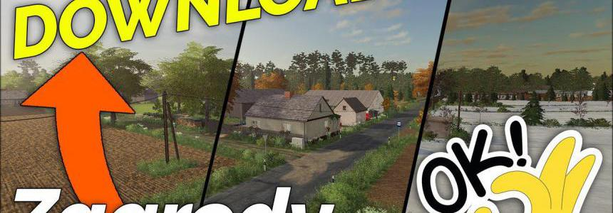Zagrody Seasons ready v1.1.1