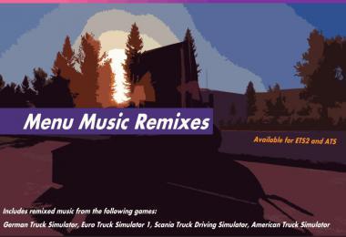 Menu Music Remixes Fixed v1.2