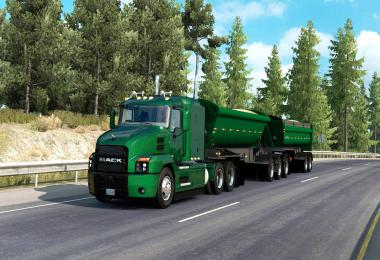 The Midland B-Train Dump Trailer Ownable 1.39