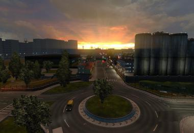 Realistic Brutal Weather ETS2 v6.0 1.39