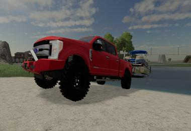 2017 Ford F250 King Ranch v1.0.0.0