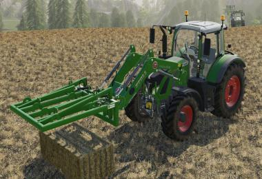 Bressel And Lade Square Bale Tongs v1.0.0.0