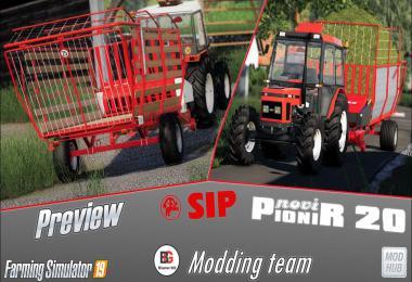SIP Pionir 20 v1.2.0.0