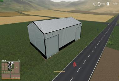 60 x 100 Red Iron Building v1.0.0.0