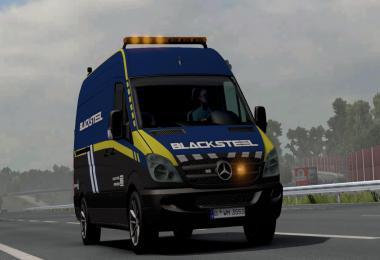Blacksteel Worldwide Escort Vehicle v1.0