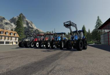New Holland T6 Series v1.0.0.0