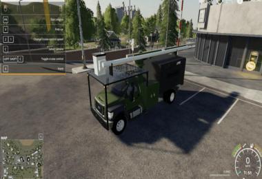 F750 Tree Truck v1.0.0.1