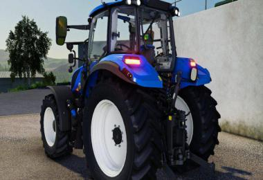 NEW HOLLAND T5 v1.0.0.0