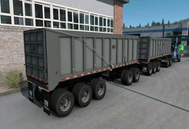 [ATS] East Super Train Trailer v1.0 1.39.x
