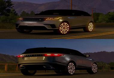 [ATS] Range Rover Velar v3.0 1.39.x