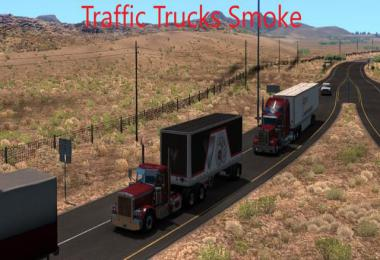 ATS Traffic Trucks Smoke v1.4
