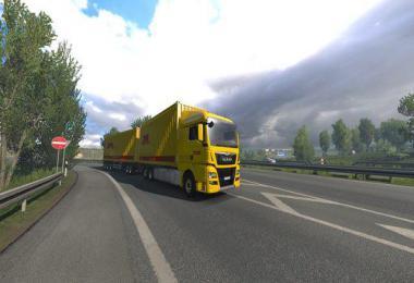 BDF Tandem Truck Pack v139.10