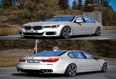 BMW 760 Li XDrive 1.39