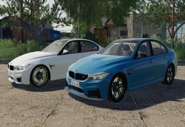 BMW M3 F80 v1.0.0.0