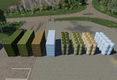 Buyable Large Stack Of Bales v1.0.0.0