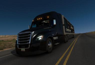 Cascadia air horn for all trucks by iceCat3003 v1.2