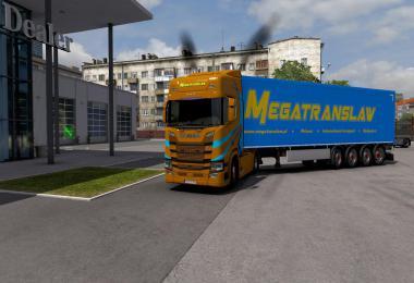 Combo skin Megatranslaw v1.0