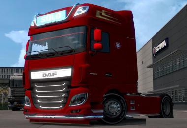 Daf XF Euro 6 Sulo 1.39