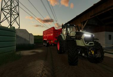 Deutz-Fahr 9 Series v2.1.0.0