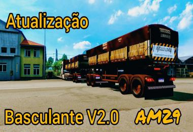 Dirty Skin Brazilian Trailer ETS2 1.39
