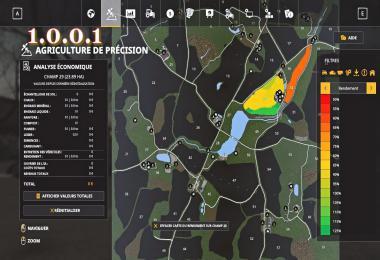 DLC PRECISION FARMING MODIFIER v1.0.0.1