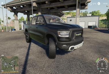 Dodge hellcat truck v1.0.0.0