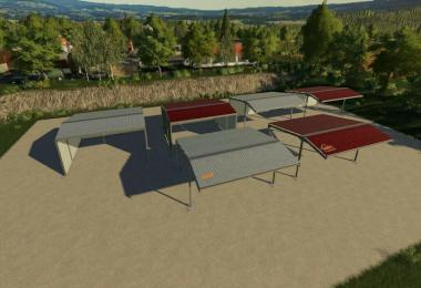 EasyShed Set Prefab v1.1.0.0