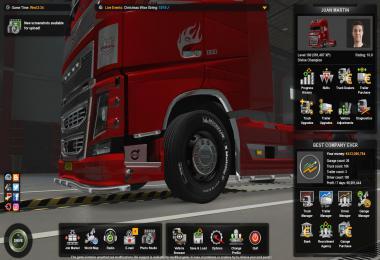ETS 2 Save Game v3 Fix Bug 1.39.x